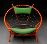 Hans J. Wegner. Hoop chair, model PP130 - special production