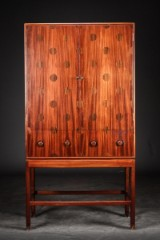 Toveand Edvard Kindt-Larsen. Cabinet, Cuban mahogany and rosewood