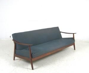 lot 4294796 daybed lounge sofa der 1950 60er jahre. Black Bedroom Furniture Sets. Home Design Ideas