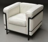 Le Corbusier. LC2 lounge chair