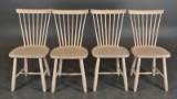 Carl Malmsten. Four 'Lilla Åland' chairs (4)