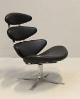 Poul M. Volther. Easy chair, model Corona