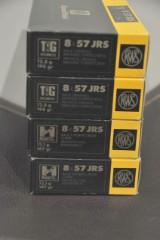 RWS kaliber 8x57 JRS riffelpatroner 80 stk