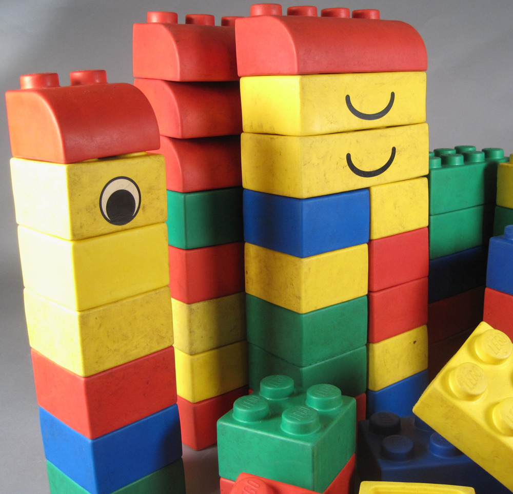 lego soft klodser