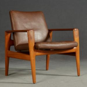 Sessel Dänisches Design Der 1960er Jahre Lauritz Com