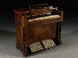 Harmonium, PH. J. Trayser, Stuttgart, 1800-talets andra hälft