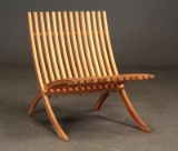 Skargaarden, lounge chair, model Nozib