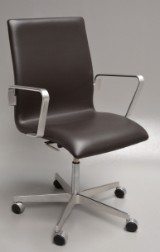 Arne Jacobsen. Oxford office chair, model 3291