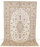 Matta, ljus Keshan, Persien, 295 x 190