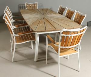 Daneline Teak Garden Furniture 9 Lauritz Com