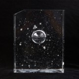 Sven Palmqvist  glasskulptur