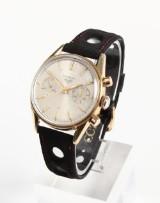 Vintage Heuer Carrera men's watch
