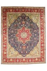 Persisk Tabriz, 390 x 300 cm