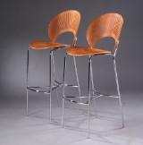 Nanna Ditzel. Par Trinidad barstole, model 3300. (2)