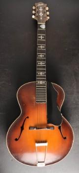 Levin, gitarr