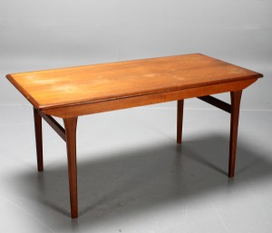 Kända Soffbord/matbord, uppfällbart, teak | Lauritz.com GG-07