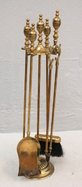 Brasset, mässing, 4 delar (4)