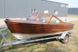 Mahogany boat, Gulfin 17