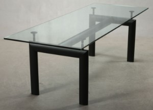Le Corbusier. LC6 dining / conference table   Lauritz.com