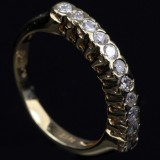 Ring, approx. 0.50 ct.