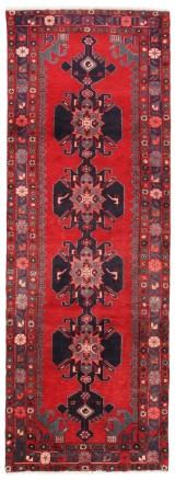 Persisk handknuten matta Zanjan 310x106 cm