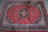 Persisk Keshan tæppe, 340x250 cm