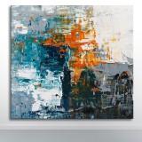Sky Dweller, akrylmaleri, 'Inception'