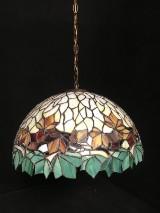 Deckenlampe im Tiffany-Stil