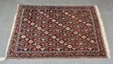 Handknuten persisk matta 145 x 188 cm