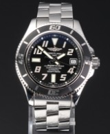 Breitling SuperOcean 1500m Automatic Chronometer herrearmbåndsur
