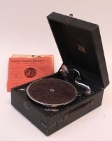 Grammofon, His Masters Voice, 1900-talets första del