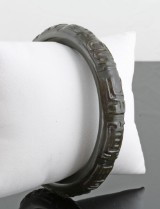 1 jade bangle bracelet