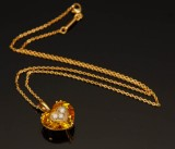 Chopard necklace, model 'So Happy Diamond'