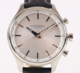 Kronaby, Sekel 38 mm, herrearmbåndur (smartwatch)