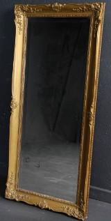 Spejl, facet slebent spejlglas, 1900-tallets første halvdel