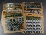 Albani, Wiibroe, Thor m.fl. Prøvetryk til ølflasker (19)