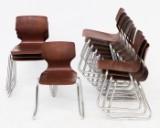 Flötotto, Pagwood Kinderstühle, zwei verschiedene Größen (12)