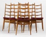 Habeo, Stühle, Holz und Stoff (6)