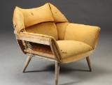 Kurt Østervig, Schiller's Polstermøblerfabrik. Easy chair, model 12