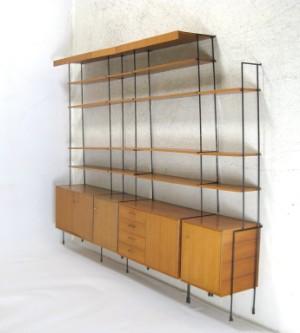 ware 3765215 omnia regalsystem leiterregal der 1960. Black Bedroom Furniture Sets. Home Design Ideas