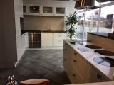 Invita udstillings køkken, model Kvadro