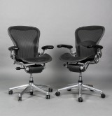 Donald Chadwick & William Stump. Multijusterbare kontorstole, model Aeron Executive B (2)