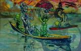 Hans Oldau Krull. 'Komposition'. 2011