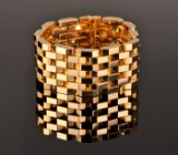 Italiensk guldarmlænke af 18 kt. - 105 gram Denne vare er sat til omsalg under nyt varenummer 2417925