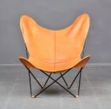 Fladdermusfåtölj, 'Butterfly Chair', 1950-tal