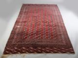 Bokhara tæppe, 306x220 cm