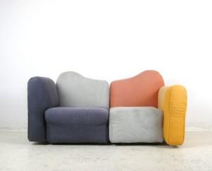 vara 3964996 gaetano pesce sofa elemente modell cannaregio f r cassina 2. Black Bedroom Furniture Sets. Home Design Ideas