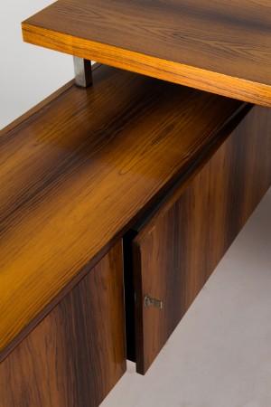 walter knoll schreibtisch mit ausleger. Black Bedroom Furniture Sets. Home Design Ideas