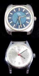 Herrarmbandsur 2 stycken, Nilax Onitas, vintage