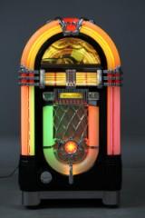 Wurlitzer jukebox, model OMT CD 100. Black onyx